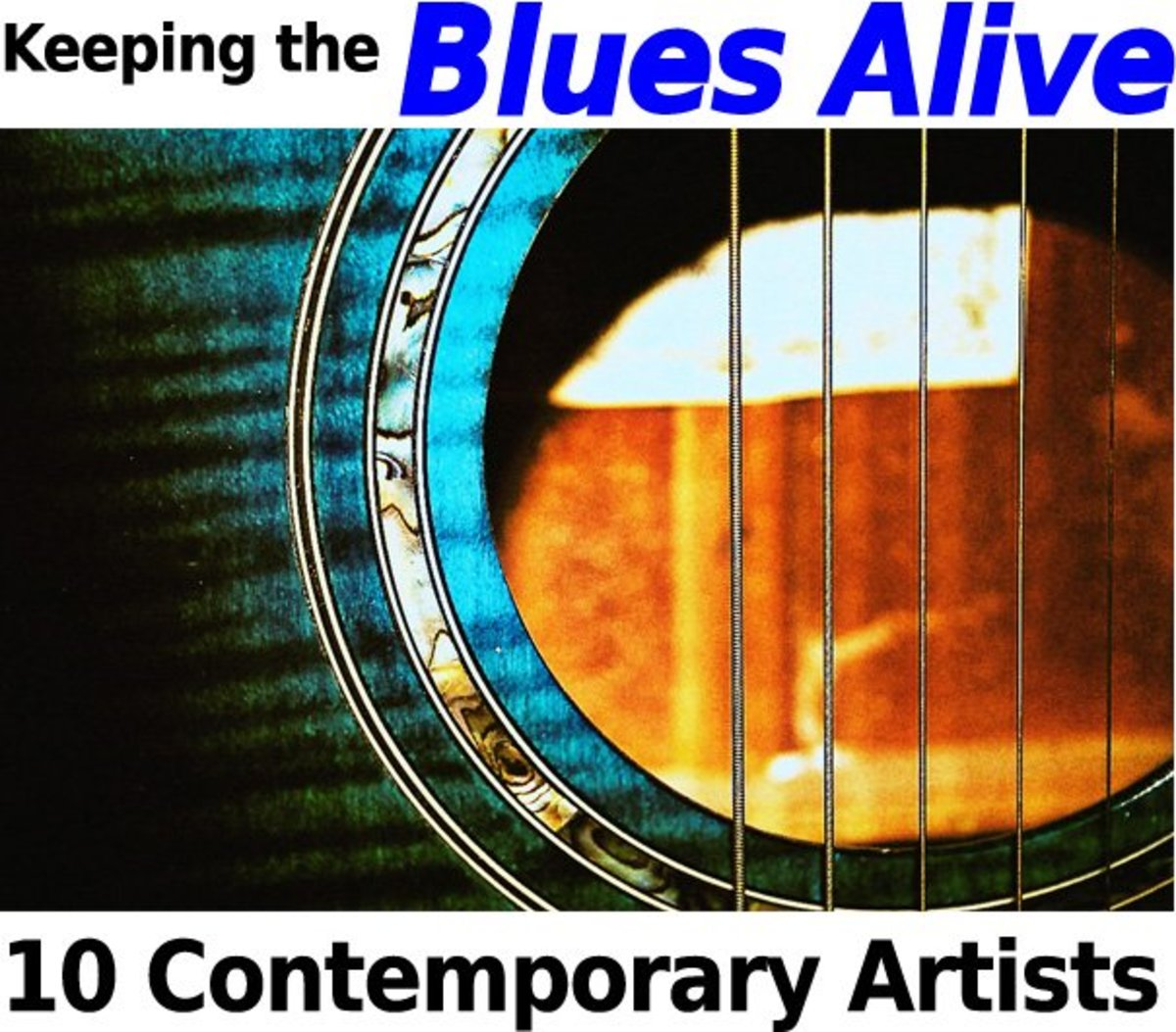 10+ Contemporary Blues Artists Who Are Keeping the Blues Alive