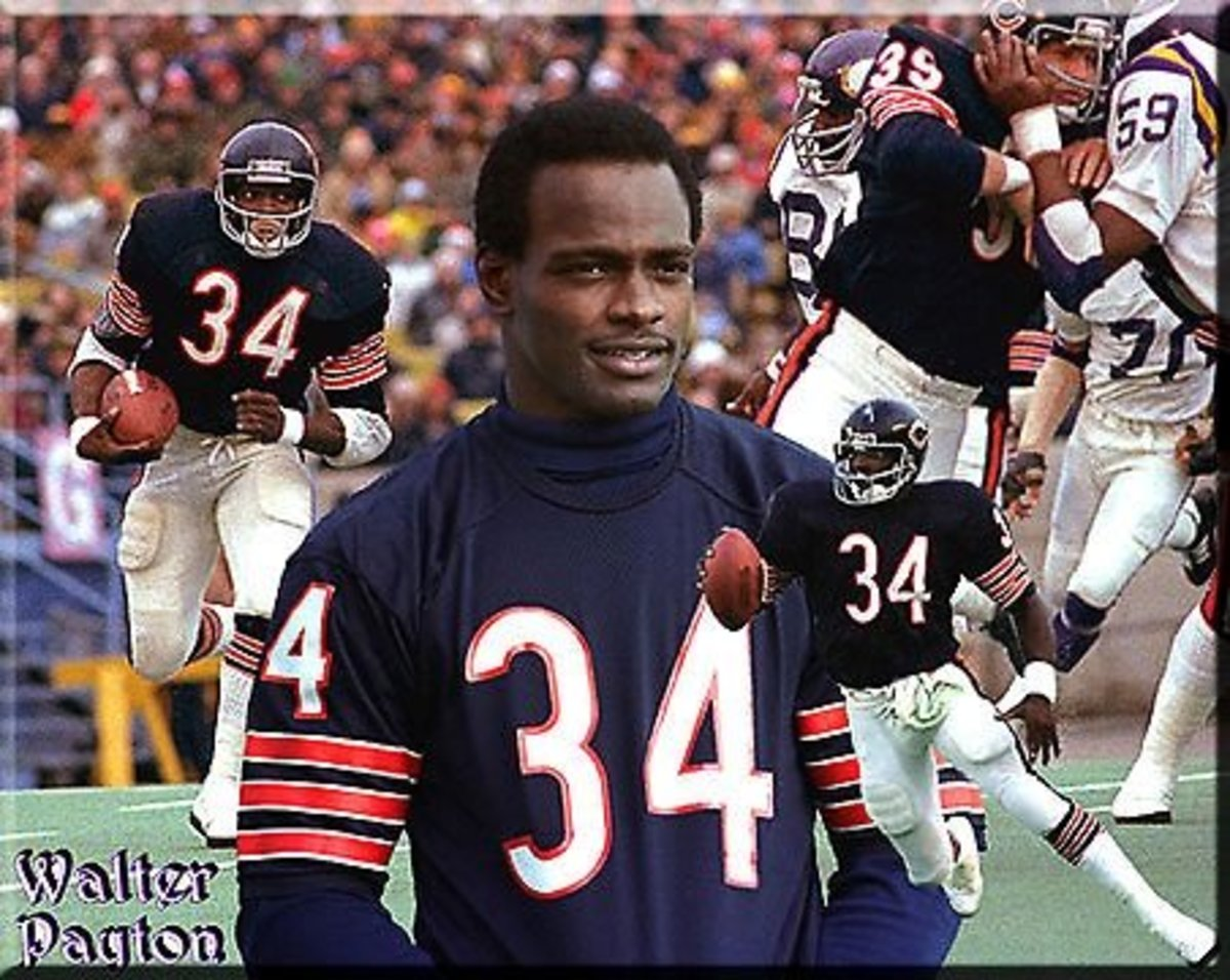 """Sweetness,"" Walter Payton is still an all-time great"