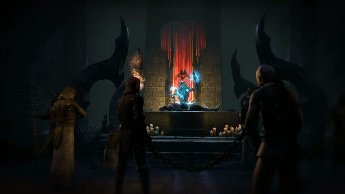 The Elder Scrolls Online Walkthrough: Soul Shriven in Coldharbour