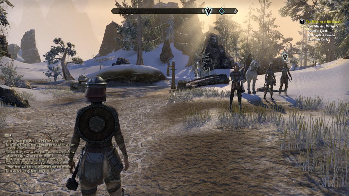 The Elder Scrolls Online Walkthrough - Bleakrock Isle: The Missing of Bleakrock