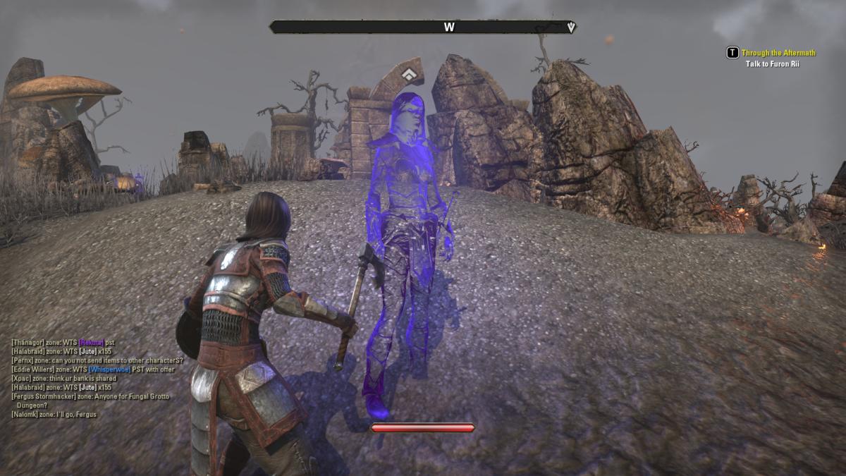 The Elder Scrolls Online Walkthrough - Davon's Watch: Through the Aftermath and Wayward Son
