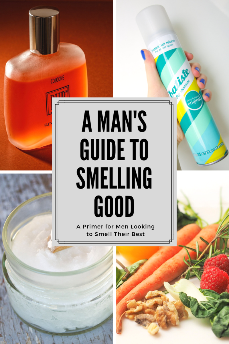 How to Smell Good: A Guide for Men