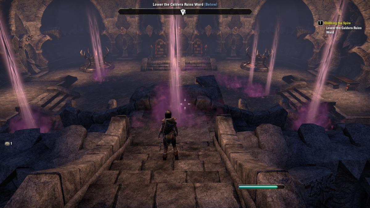 """Elder Scrolls"" Tormented Spire Walkthrough"
