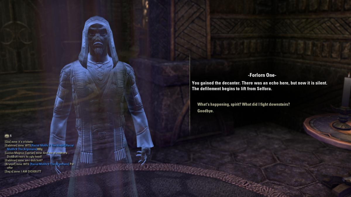 """""""The Elder Scrolls Online Walkthrough"""" - Selfora: Restless Spirits, Rescue and Revenge"""