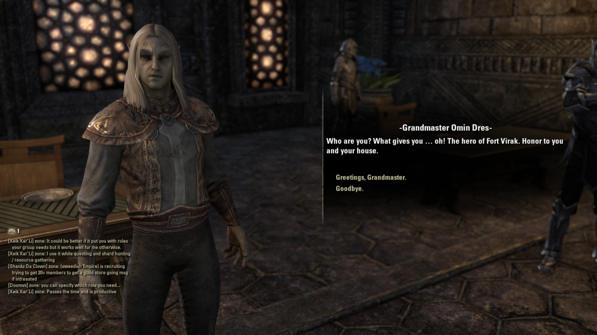 """""""The Elder Scrolls Online"""", owned by ZeniMax Media Inc. Images used for educational purposes only."""