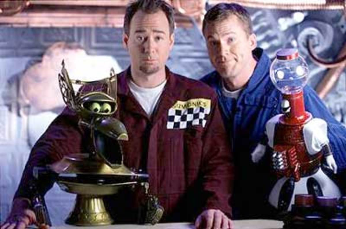 The Top Ten MST3K Movies (That Really Aren't That Bad)
