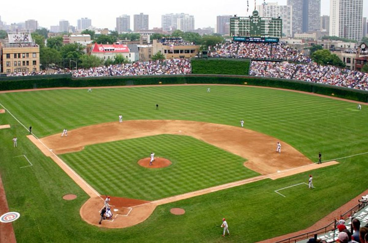"The legendary Major League Baseball ballpark is also closely linked with the history of the song ""Take Me Out to the Ball Game""."