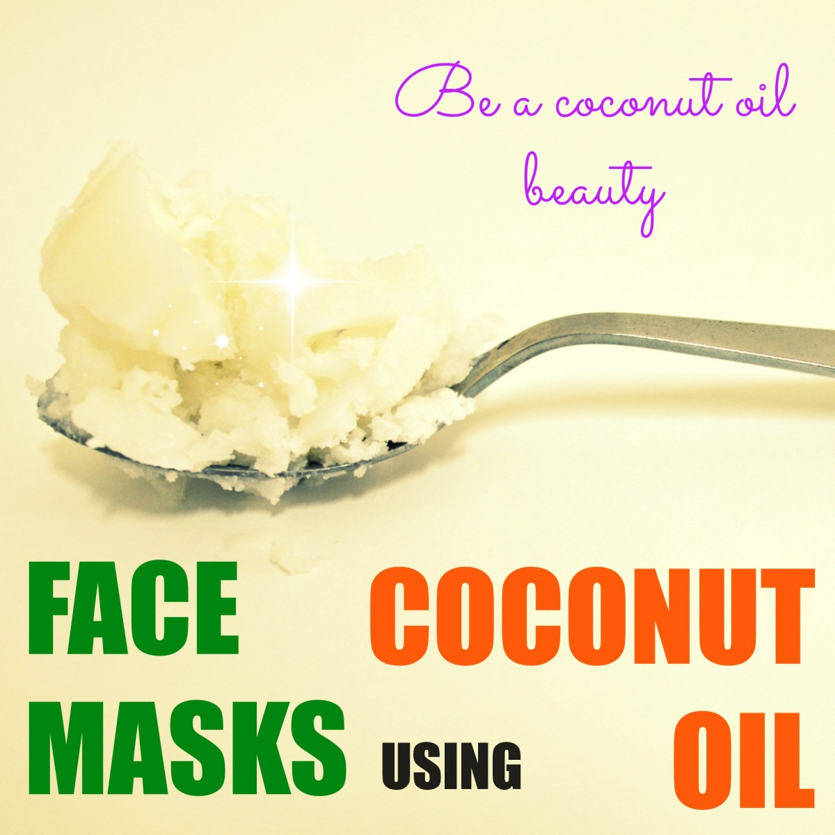 Be a coconut oil beauty, with sensational coconut oil face masks.