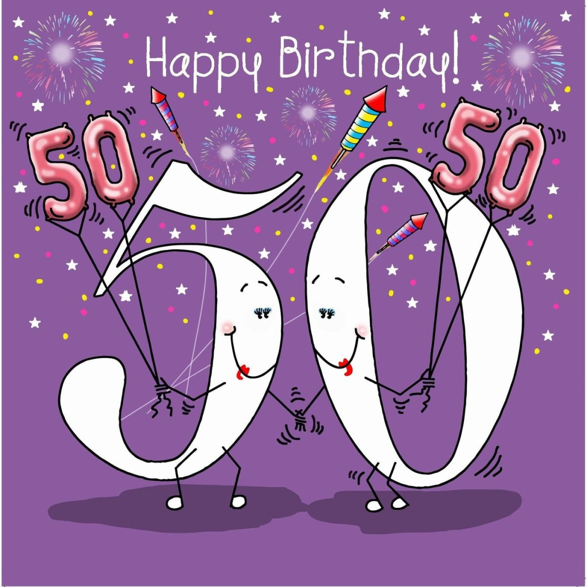 50 Reflections On Turning 50