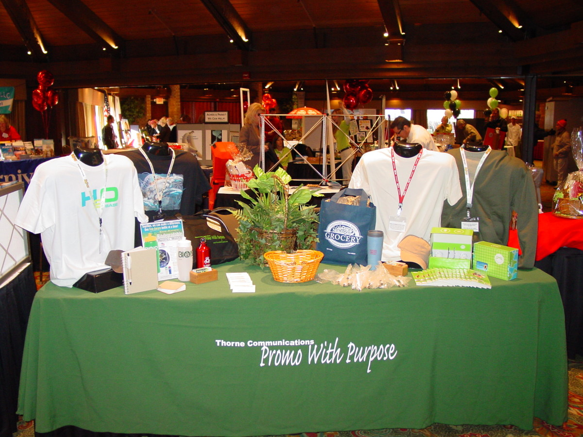 Trade Show Booth Visitors : Trade show booth ideas on a budget hubpages