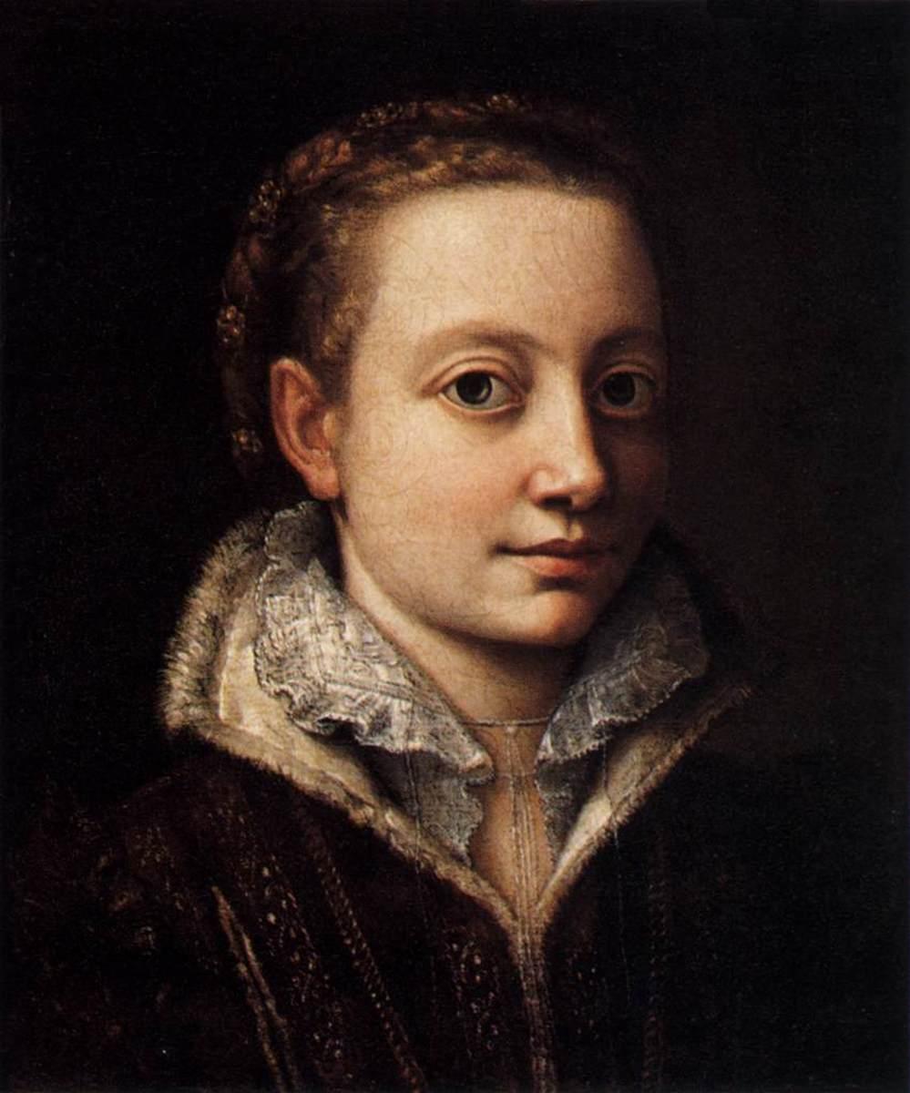 Life and Works of Sofonisba Anguissola, Noblewoman, Portraitist of Philip II