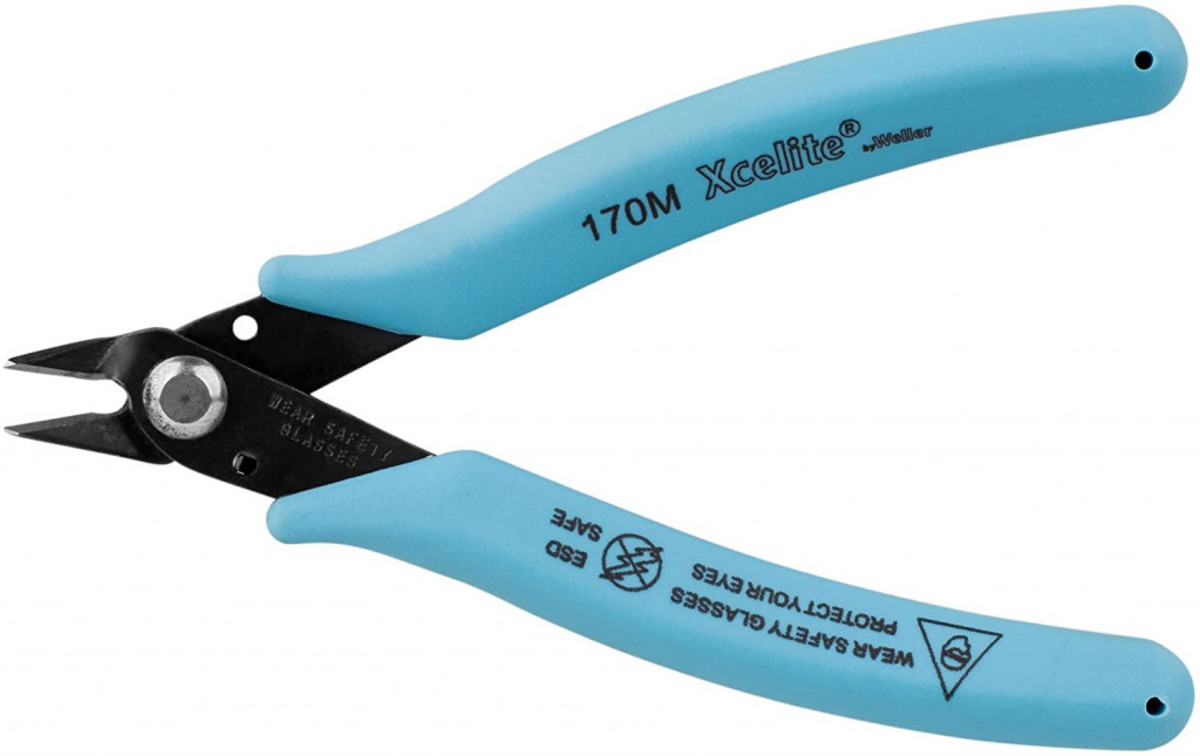 Side cutters (wire snips)