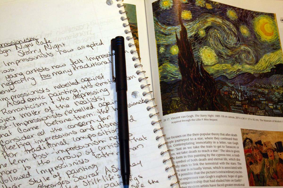 How to Study for an Art History Exam and Get an A