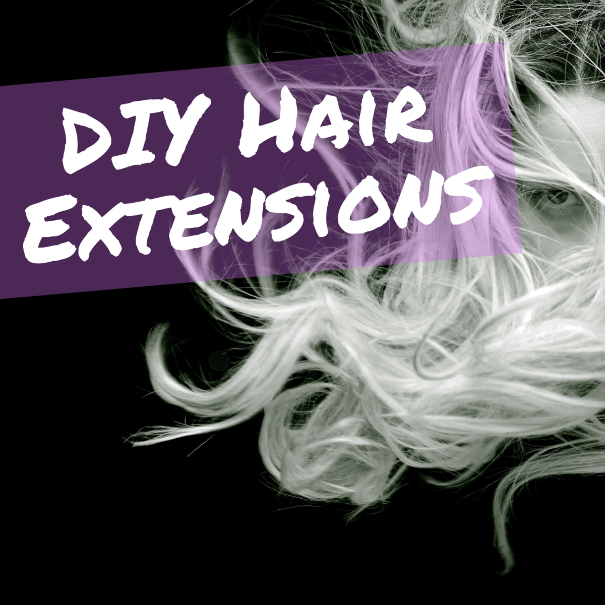 Hair extensions can be a great way to shake up your look. Here are a few options you can choose from.