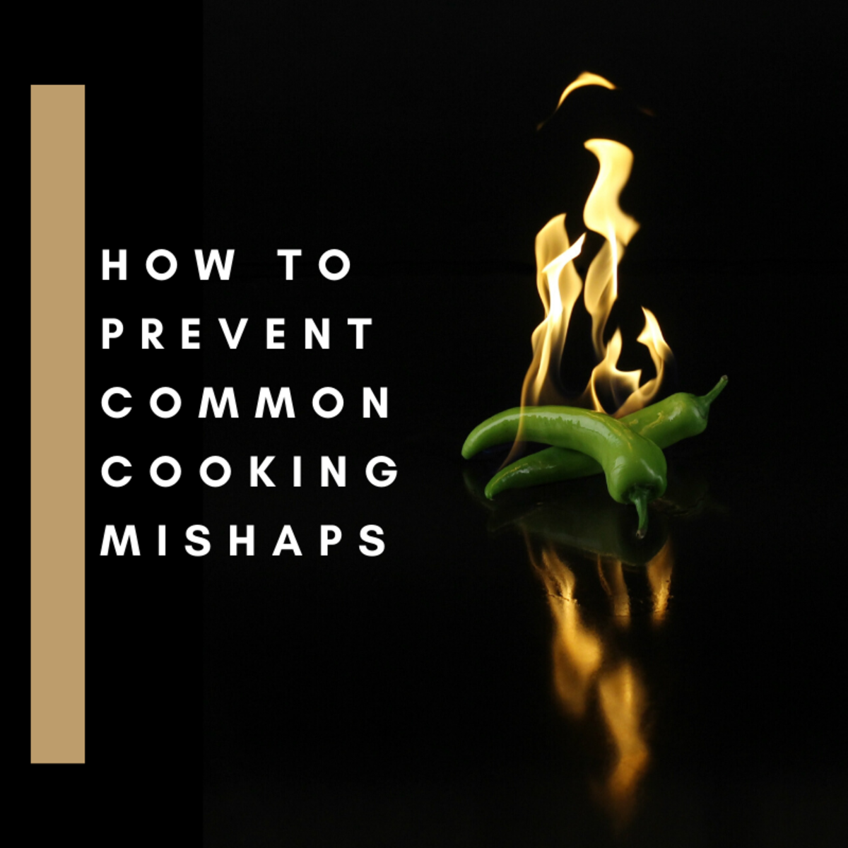 How to Prevent These 5 Common Cooking Mishaps