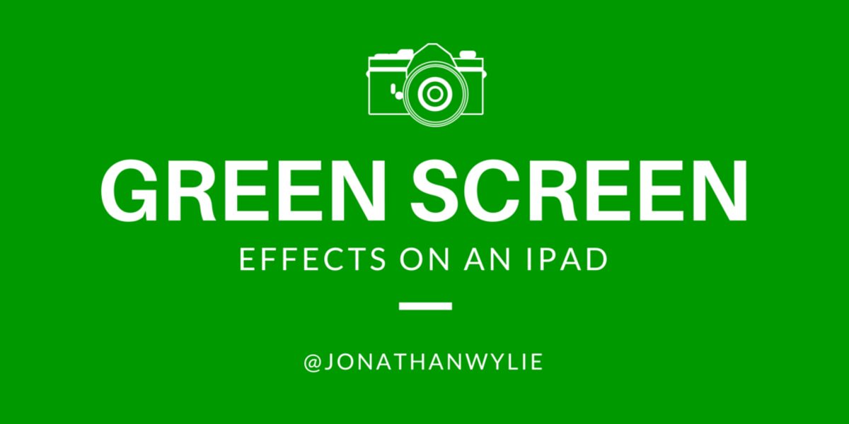 how to use green screen effects on ipads turbofuture