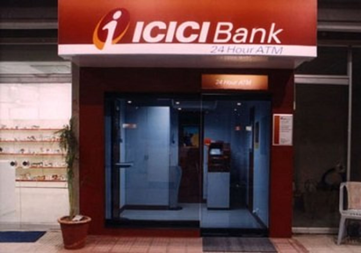 ICICI (Industrial Credit and Investment Corporation of India) Bank is the largest bank in India.