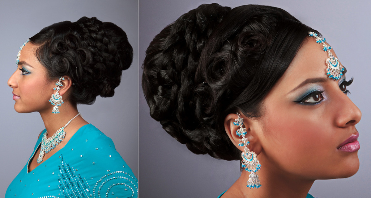Best Bangladeshi Wedding Hairstyles