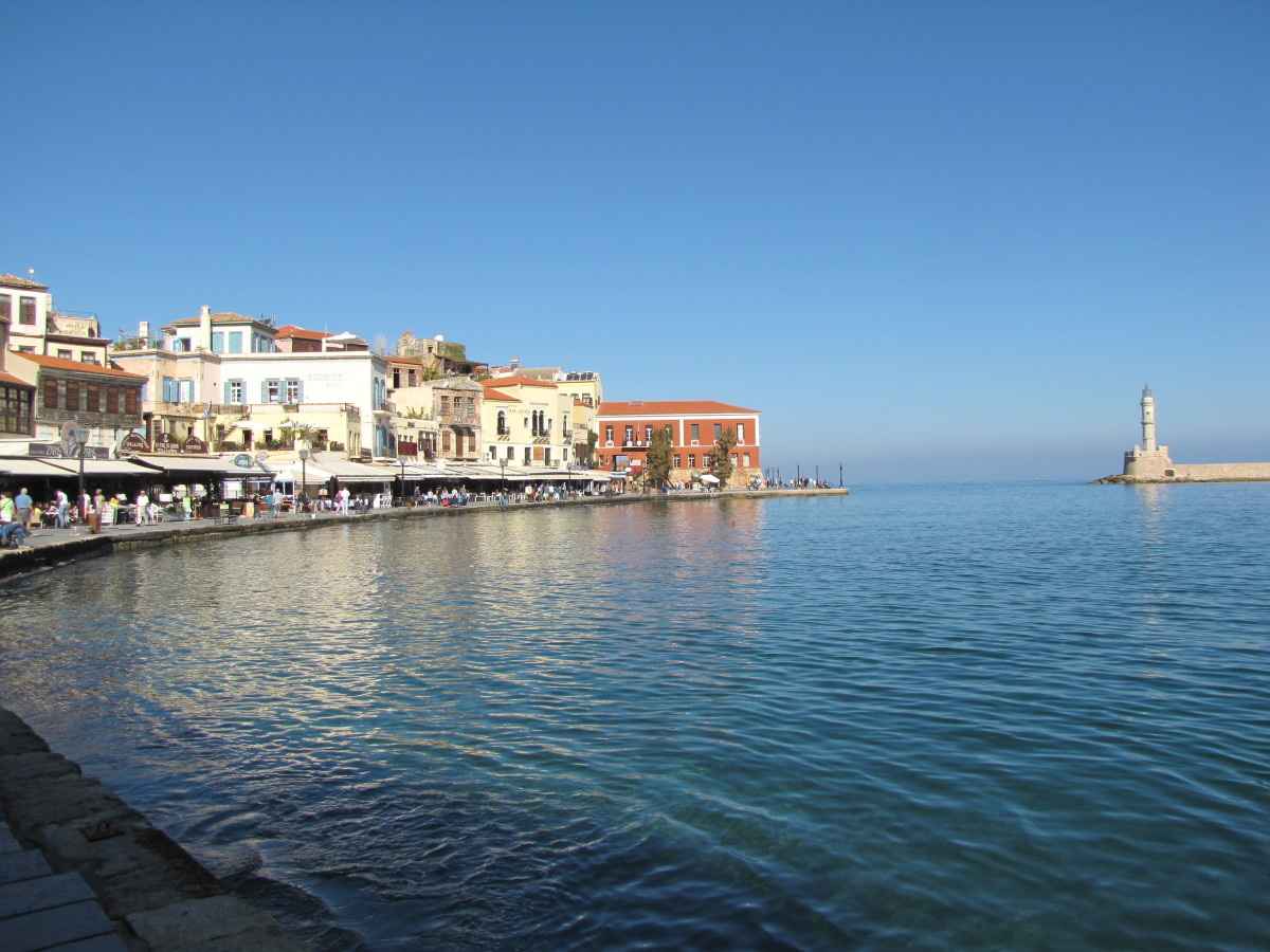 One Day in Chania, Crete