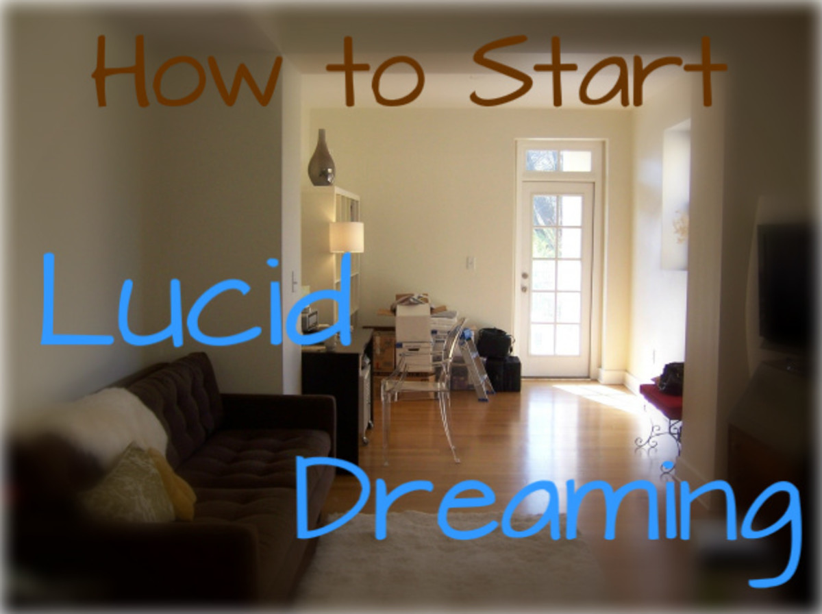 How To Start Lucid Dreaming for Beginners