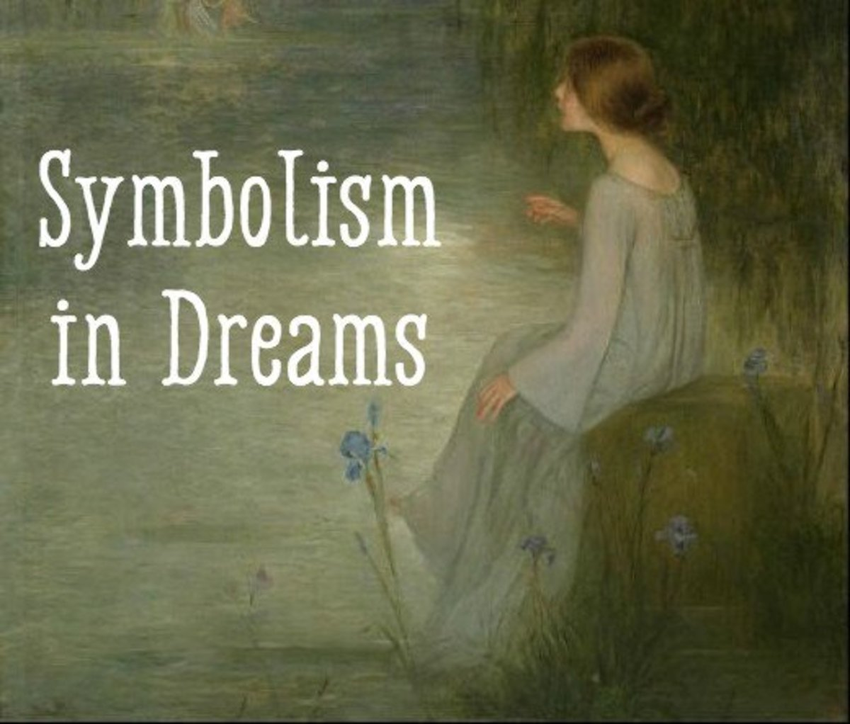 What do symbols in dreams actually mean?