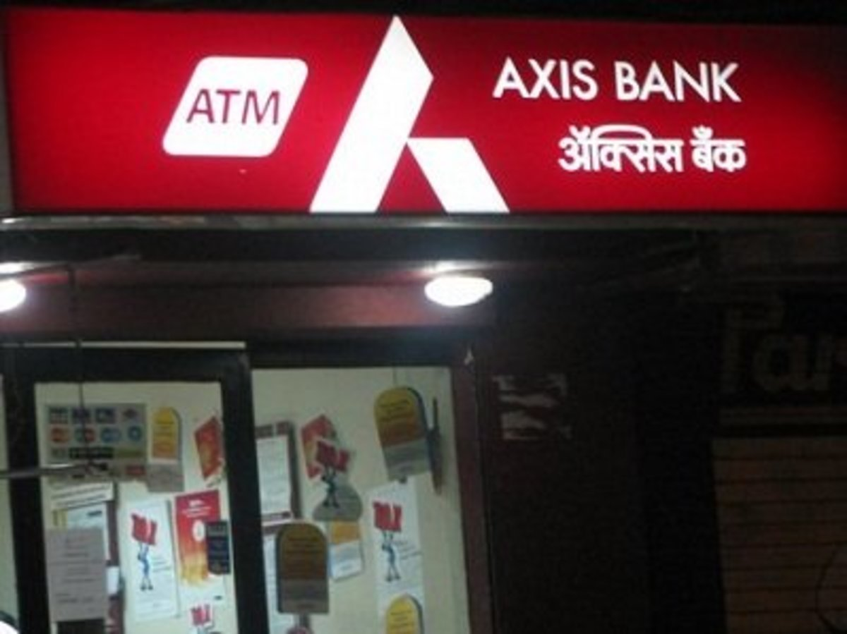 Axis Bank - Transfer Funds