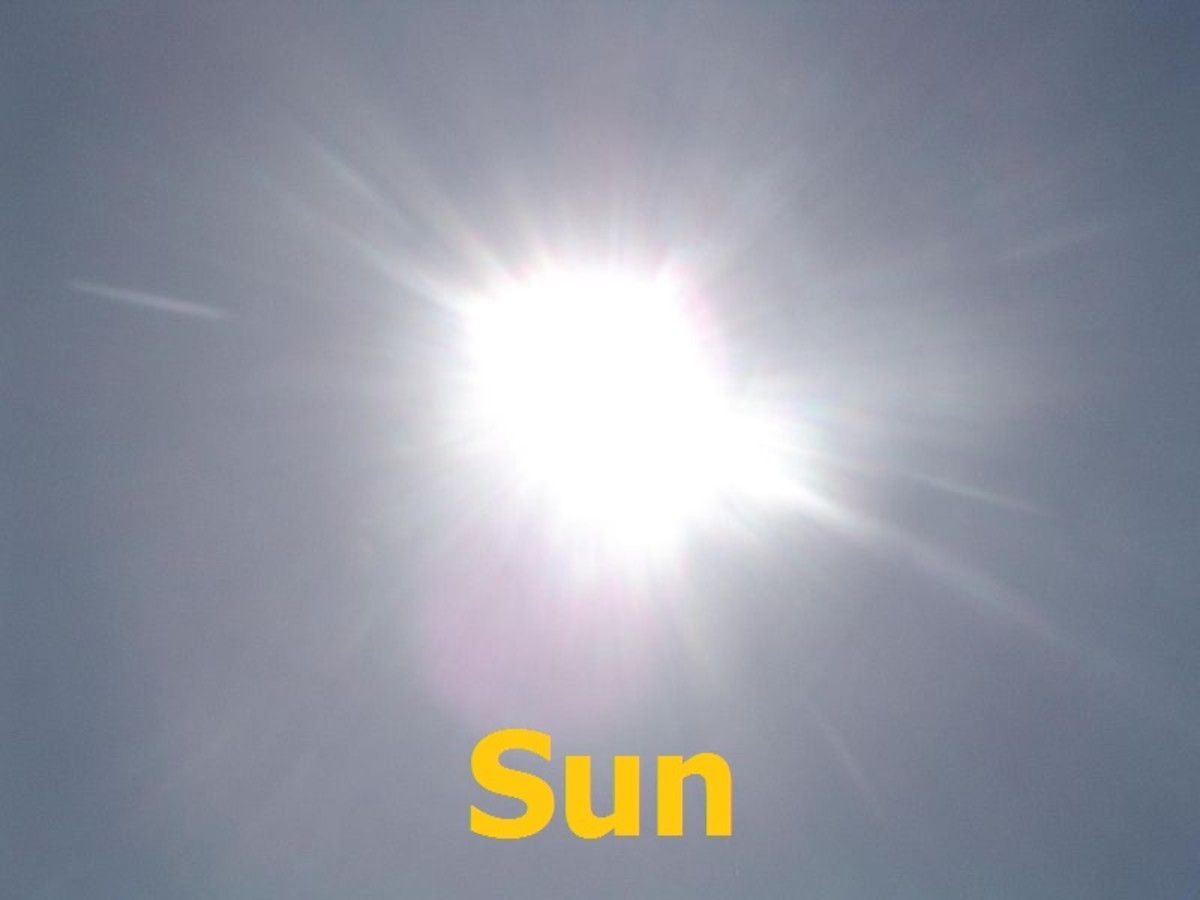 The Sun is our nearest star and the source of almost all the energy at the Earth's surface. Without the Sun life as we know it would be impossible.