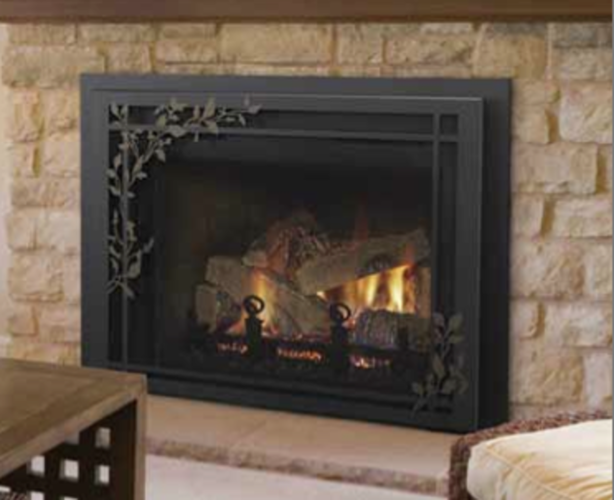 Gas Fireplaces: Pretty, but not hot