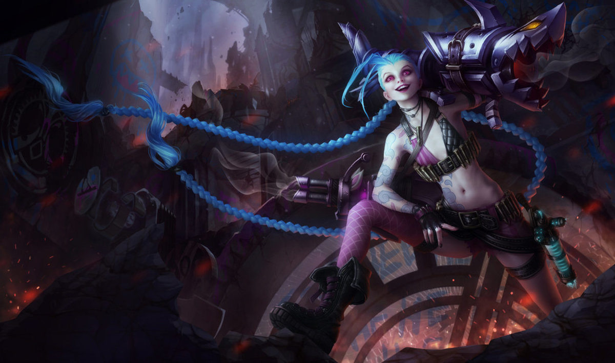 League of Legends: How to Play Jinx