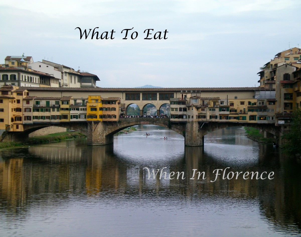 What To Eat When In Florence