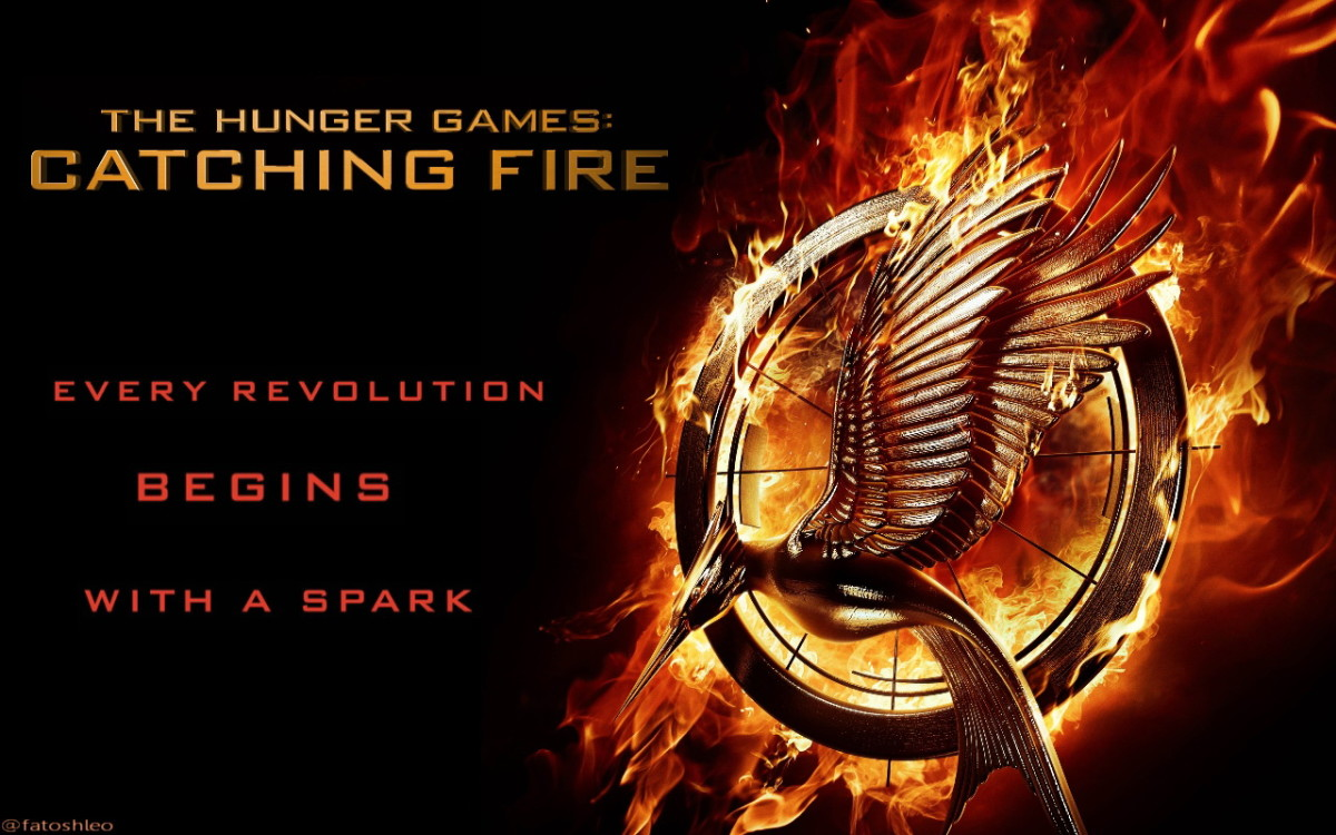 Catching Fire, the movie (a.k.a Hunger Games 2)