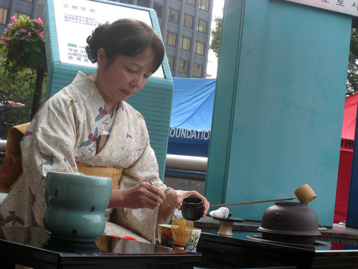 Seasonal Tea Ceremonies in Japan