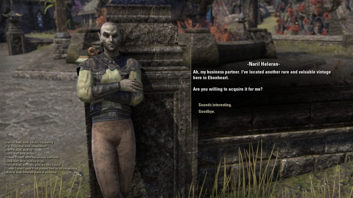 The Elder Scrolls Online Walkthrough - Ebonheart: Taking the Tower