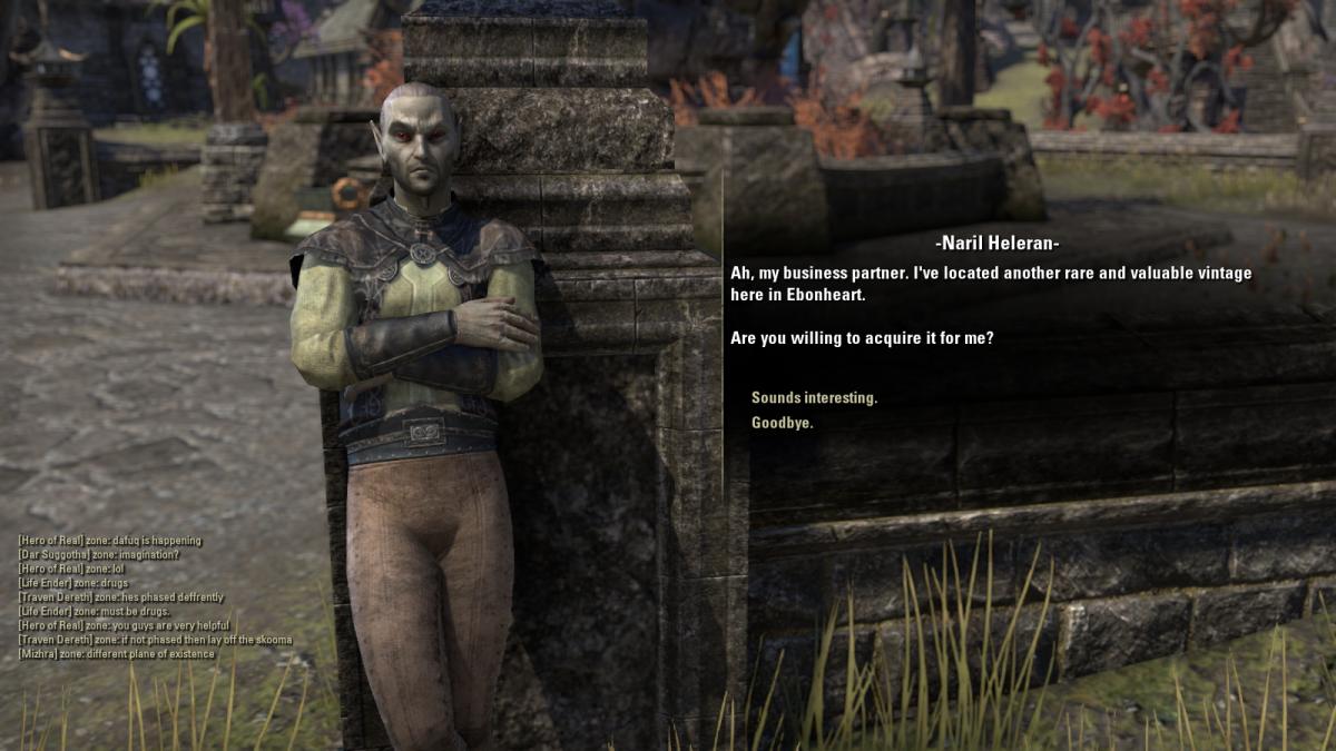 The Elder Scrolls Online Walkthrough - Ebonheart: Taking the Tower
