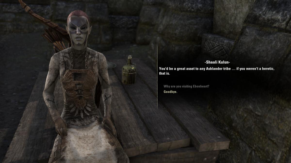 The Elder Scrolls Online Walkthrough - Ebonheart: Savages of Stonefalls