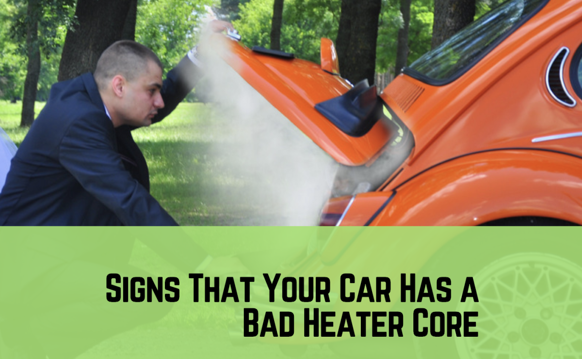 Five Signs That Your Car Has a Bad Heater Core