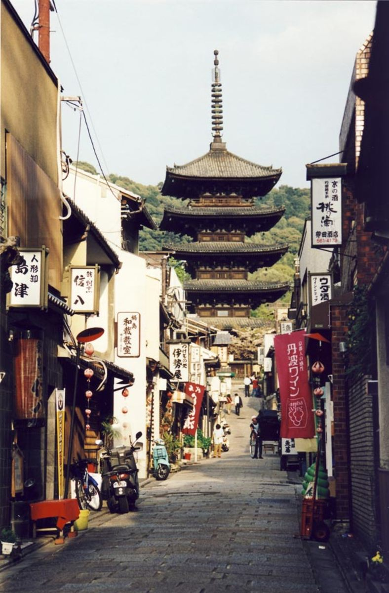 25 Facts About Kyoto