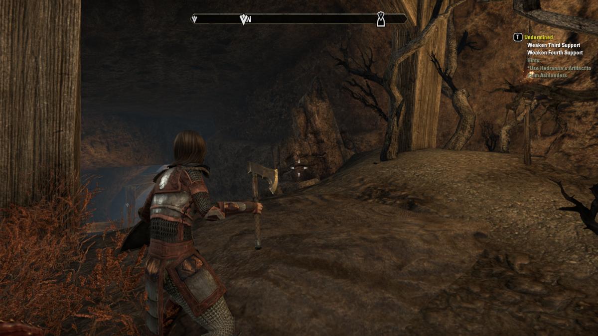 """""""The Elder Scrolls Online"""" Walkthrough - Iliath Temple: Undermined, Darkvale Brews"""