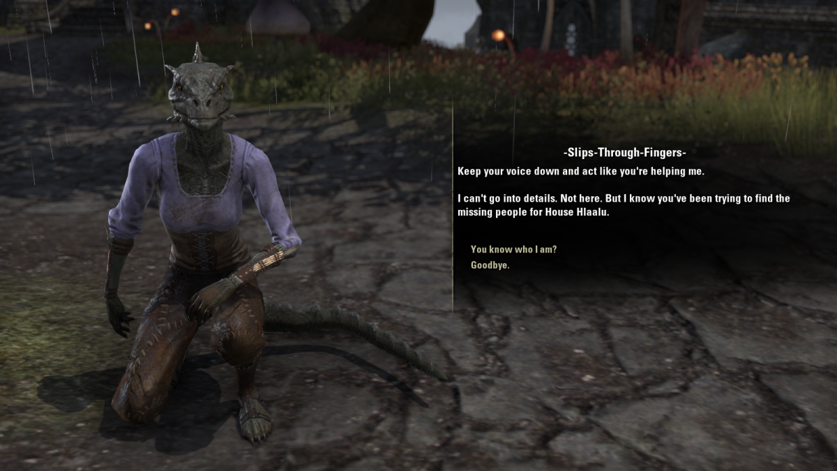 The Elder Scrolls Online Walkthrough - Narsis: Unwanted Guests, Fighting Back