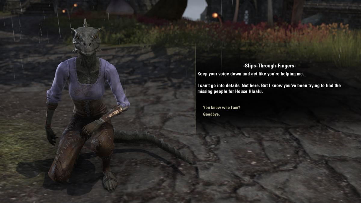 The Elder Scrolls Online Walkthrough - Narsis: Unwanted Guests, Fighting Back