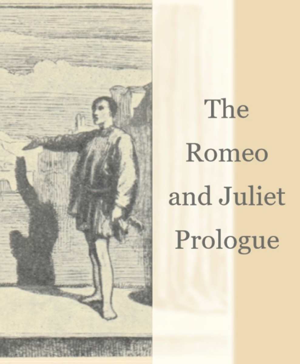 Romeo and Juliet Prologue Analysis, Line by Line