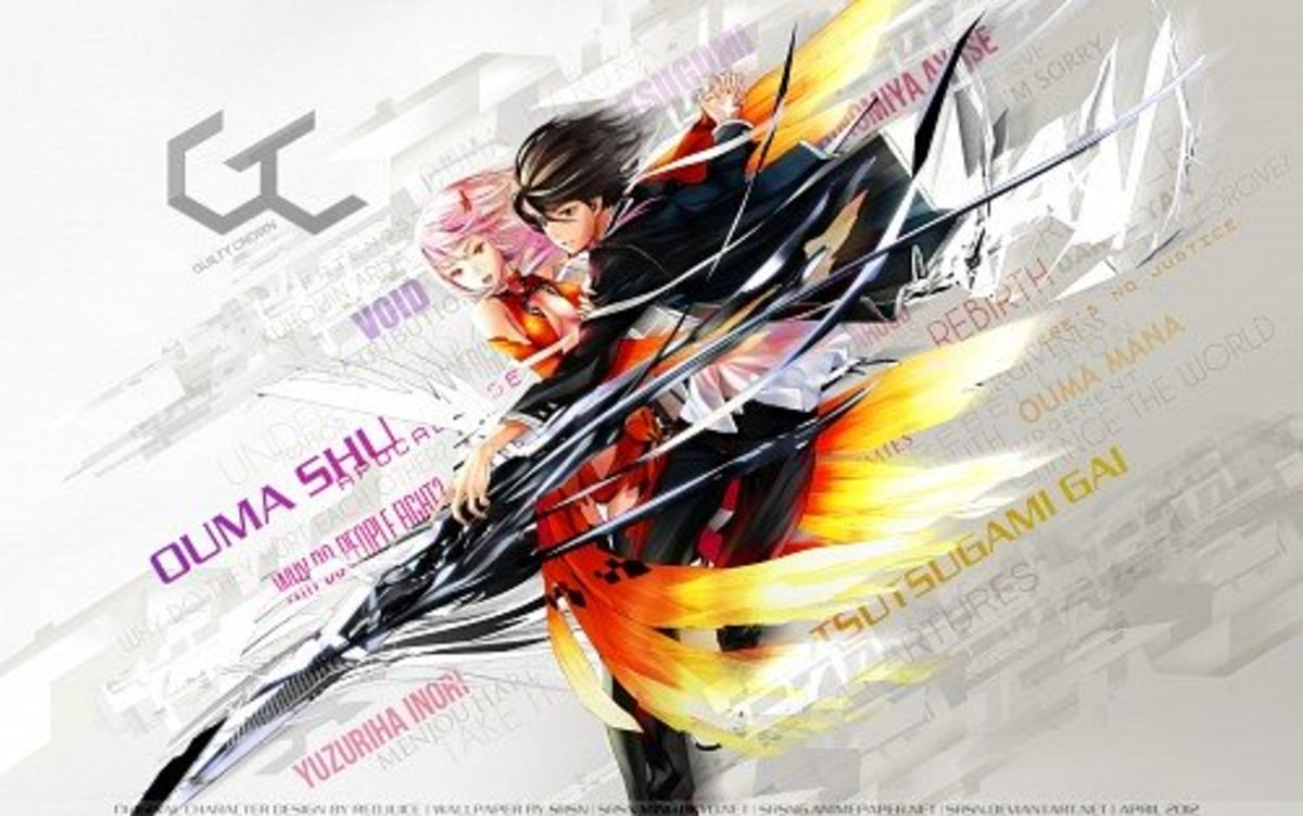 7 Anime Like Guilty Crown