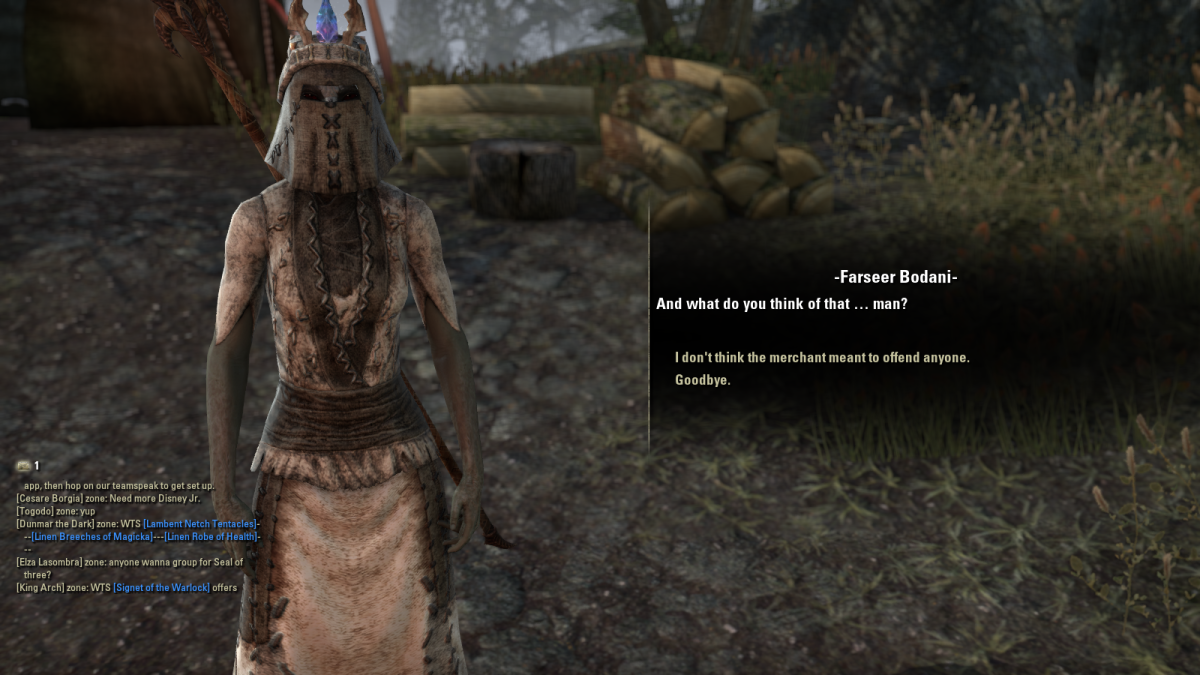 """""""The Elder Scrolls Online"""" Walkthrough - Mournhold: Trade Negotiations, The Trial of the Ghost Snake"""