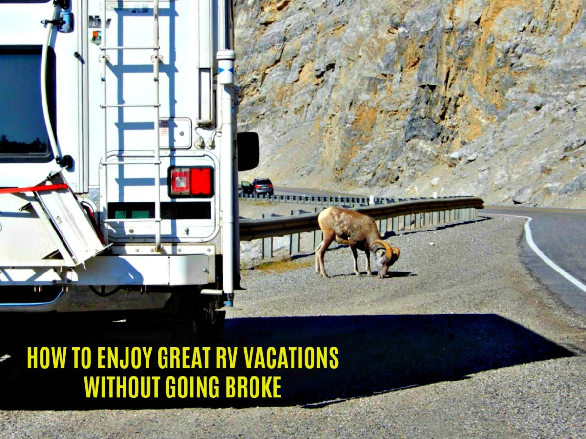 How to Enjoy Great RV Vacations Without Going Broke