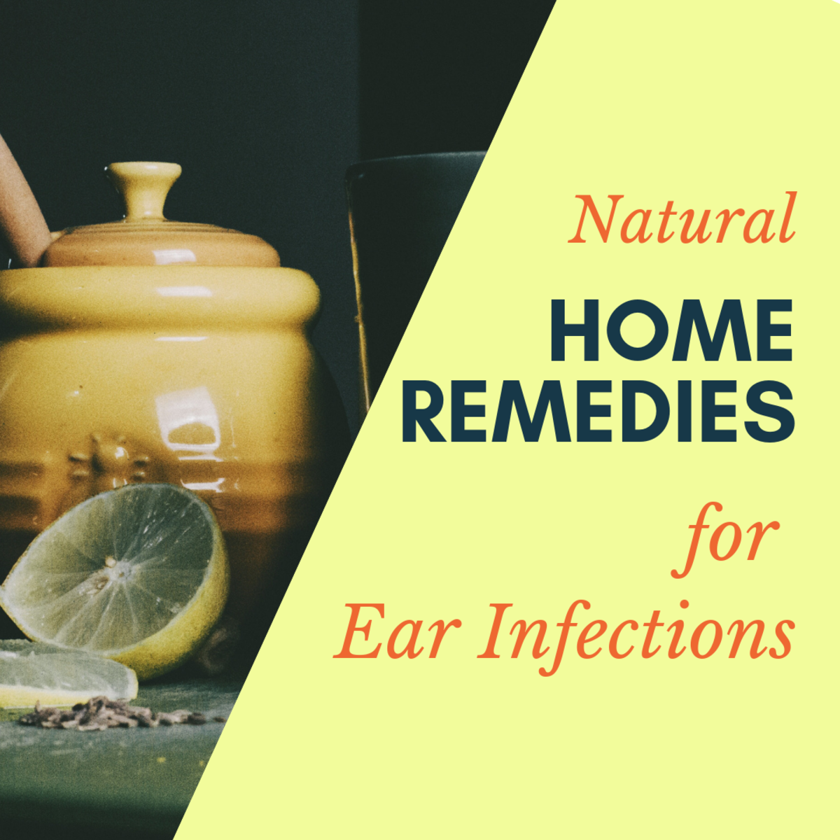 Discover the many natural remedies for ear infections.