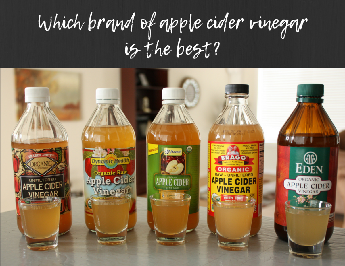 Which Brand of Apple Cider Vinegar Should I Buy?