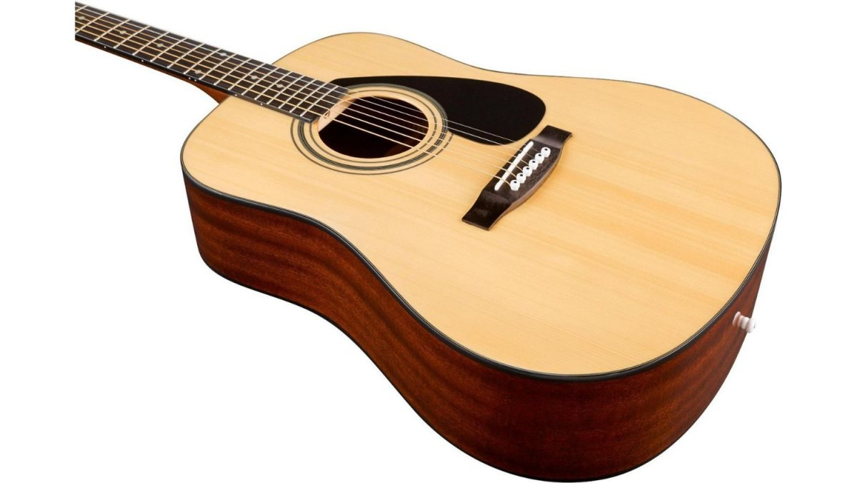 Yamaha makes some of the best starter acoustic guitars.