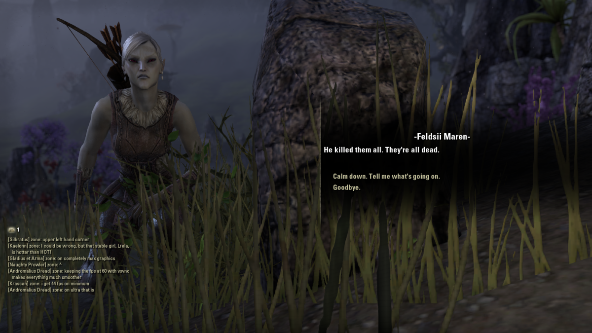 The Elder Scrolls Online Walkthrough - Sathram Plantation: An Unwanted Twin, Shattering Mirror