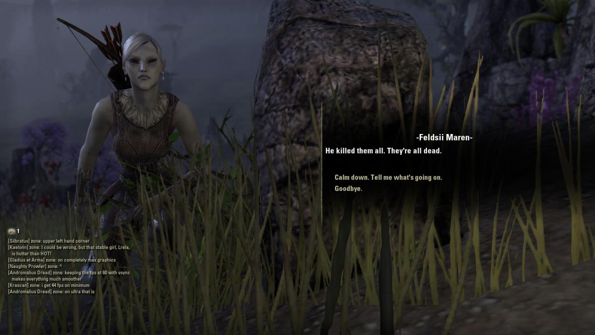 """The Elder Scrolls Online"" Walkthrough - Sathram Plantation: An Unwanted Twin, Shattering Mirror"