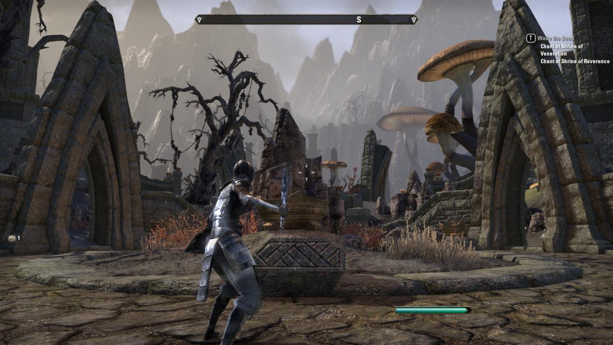 The Elder Scrolls Online Walkthrough - Othrenis: Wake the Dead, Rending Flames